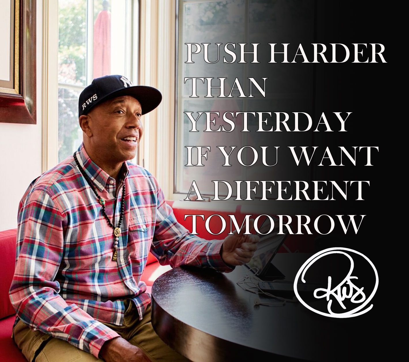 Official Russell Simmons Main Website Image