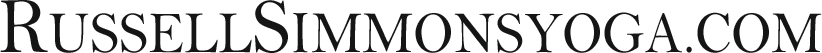 Official Russell Simmons Yoga Website Logo